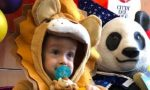 Alessandro Alex Maria il piccolo trapiantato è guarito: il suo messaggio commuove