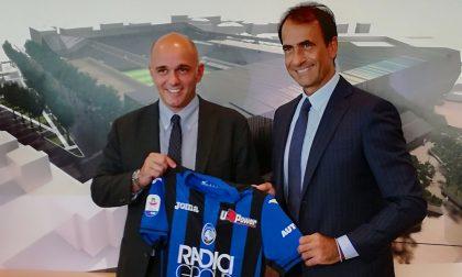 Italcementi fornirà il cemento per il nuovo stadio dell'Atalanta a Bergamo