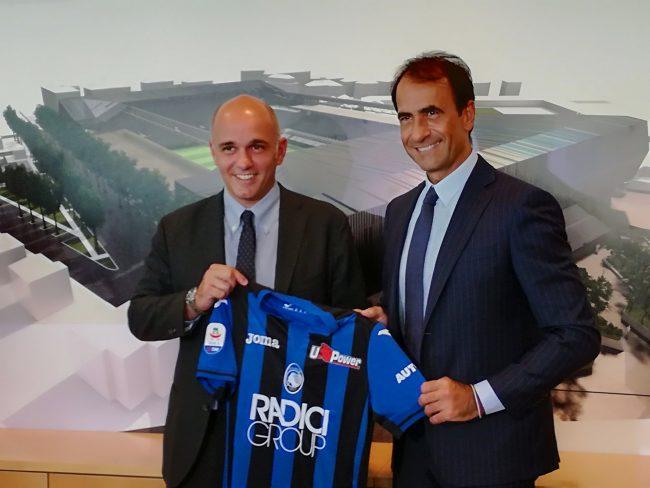 Italcementi fornirà il cemento per il nuovo stadio dell&#8217&#x3B;Atalanta a Bergamo