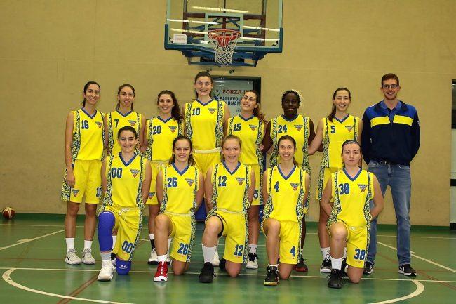 Basket C femminile, coach Quartana: &#8220&#x3B;Alle ragazze un 9 in pagella&#8221&#x3B;