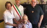 Auguri nonno Giuseppe, spegne 102 candeline