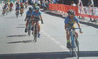 Edoardo Spada, baby talento su due ruote è campione provinciale di ciclismo su strada