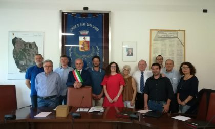Insediato il nuovo Consiglio comunale a Fara d'Adda