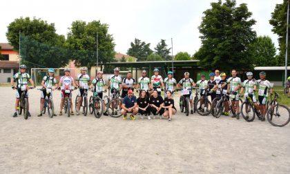 Gara di mountain bike dell'Avis e Asd Ciclistica di Palosco si conferma un successo