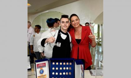 """Ermanno Zerini a """"Cotto e Mangiato"""" vince il primo premio dei giovani chef"""
