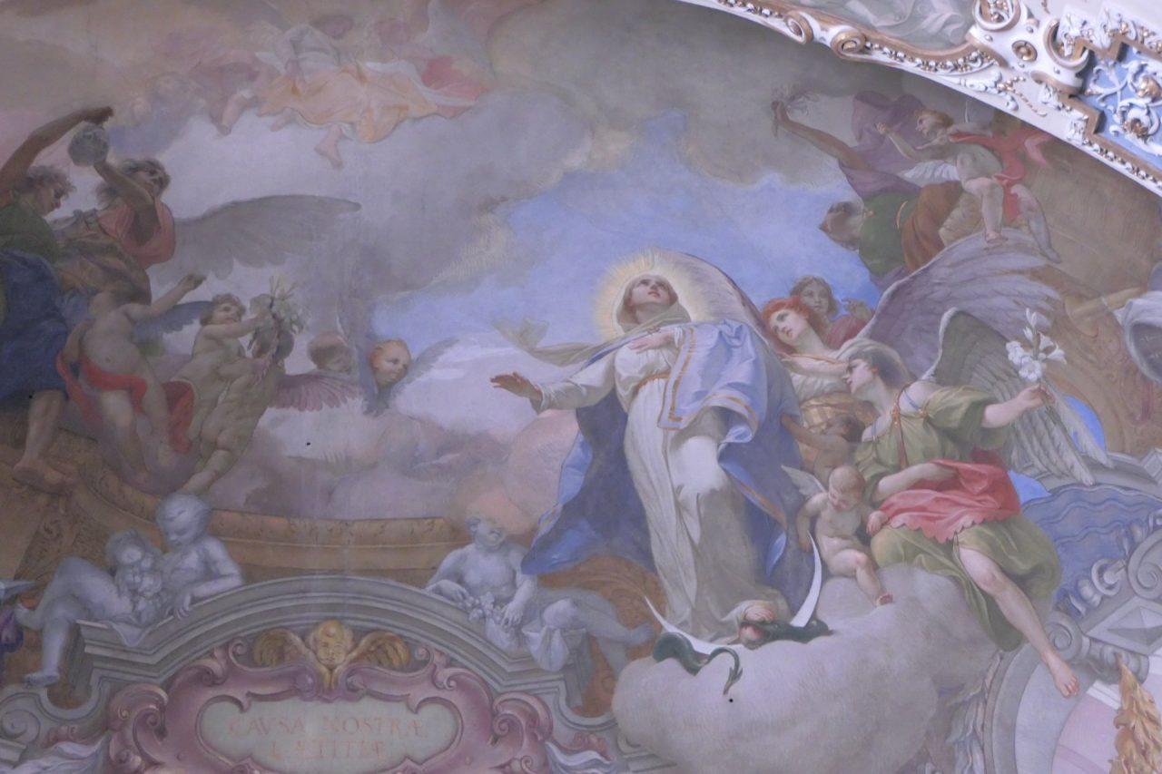 Treviglio Santuario Madonna delle lacrime