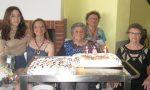 Alla Rsa di Pandino festa grande per l'ultracentenaria Gina Borghesi