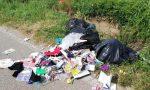 Abbandono rifiuti, più di 100 sanzioni in 5 mesi