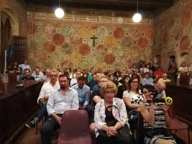 nuovo consiglio comunale a Pontirolo