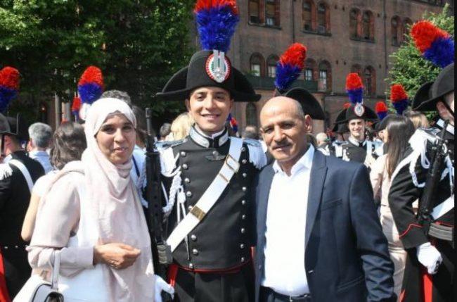 Carabiniere musulmano