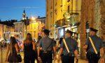 Presidio dei carabinieri contro gli eccessi del sabato sera