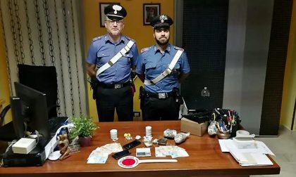 Arrestato spacciatore di Urgnano, è un muratore 40enne italiano