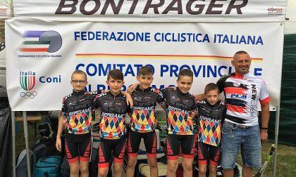 Giovani bikers della Polisportiva ghisalbese incassano altri successi