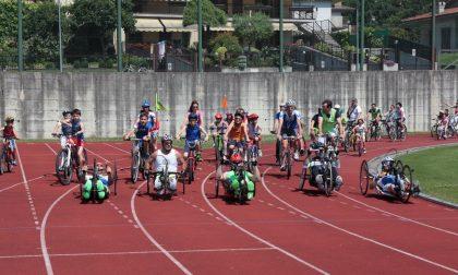 Torna il raduno provinciale del disabile