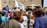 Salvini a Romano per lanciare Natali parla del tabaccaio di Ivrea VIDEO