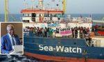 """Sea watch,  Iwobi: """"Chi ama l'Africa non incentiva il traffico di esseri umani, ma non prendiamocela con i 42 migranti"""""""