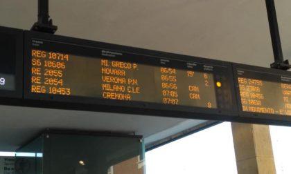 Treni senza aria condizionata: anche oggi raffica di cancellazioni