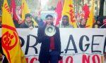 Il Comune sfratta un inquilino, scatta la protesta