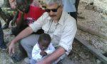 Raimondi in Zambia per fare volontariato col missionario
