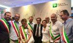 I sindaci della Bassa ospiti di Attilio Fontana