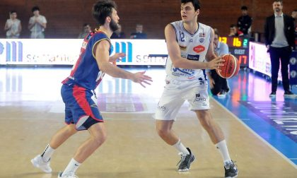 Mattia Palumbo con la Nazionale all'Europeo Under 20