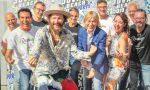 """""""Moreno il Biondo & Orchestra Grande Evento"""" apre le danze al concerto di Jovanotti FOTO e VIDEO"""