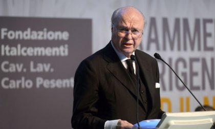 Morto Giampiero Pesenti, storico presidente di Italcementi