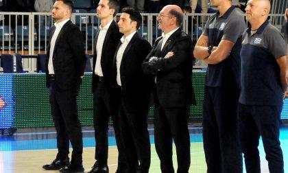 Lo staff tecnico e medico della Blu Basket si allarga