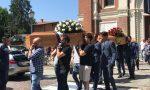 Tragedia di Terno d'Isola, commozione al funerale di madre e figlio FOTO