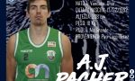 Primo colpo di mercato per la Blu Basket, arriva AJ Pacher