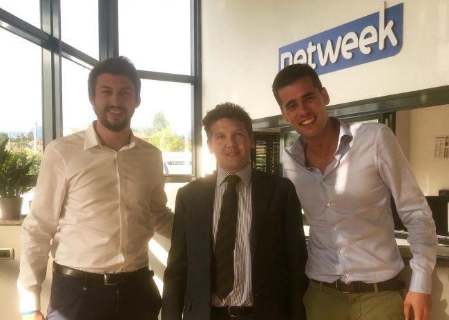 Lega: Crippa e Corbetta ospiti nella sede Netweek
