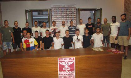 Calcio Prima Categoria, l'Asperiam punta a una stagione da protagonista