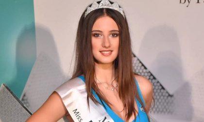 Miss Lombardia 2019, medaglia di bronzo per la bergamasca Mariagrazia Donadoni