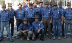 Gli Alpini di Urgnano in festa per l'85esimo anniversario