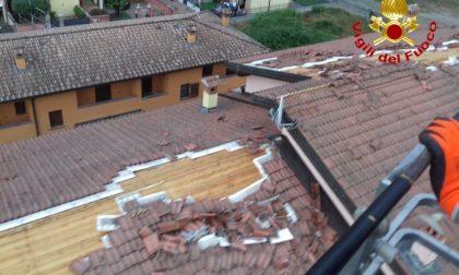 Maltempo Cremasco, danni a Sergnano: il VIDEO della SUPERCELLA