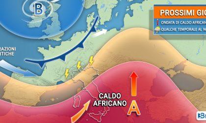 Allerta meteo in Lombardia: in arrivo forti temporali