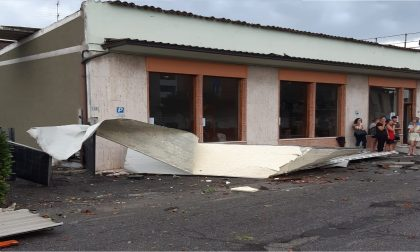 Il Cremasco conta i danni dopo il maltempo FOTO
