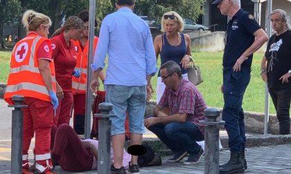 """""""Sta per partorire"""": paura a Canonica per una ragazza incinta FOTO"""