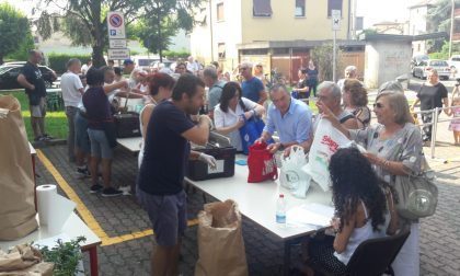 Pane e ceci, Arzago celebra San Lorenzo e la carità per i viandanti FOTO