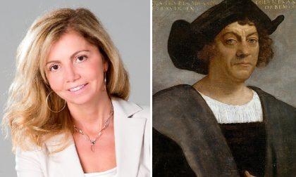 La trevigliese che vuole salvare Cristoforo Colombo
