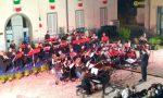 La banda di Arcene festeggia i 25 anni dalla nascita tra i banchi di scuola