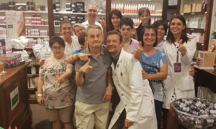 """Dai camminatori della farmacia """"Guarnieri"""" un aiuto alla Comunità alloggio"""