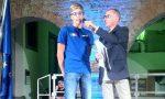 Il romanese Matteo Manzoni ai Mondiali giovanili di arrampicata