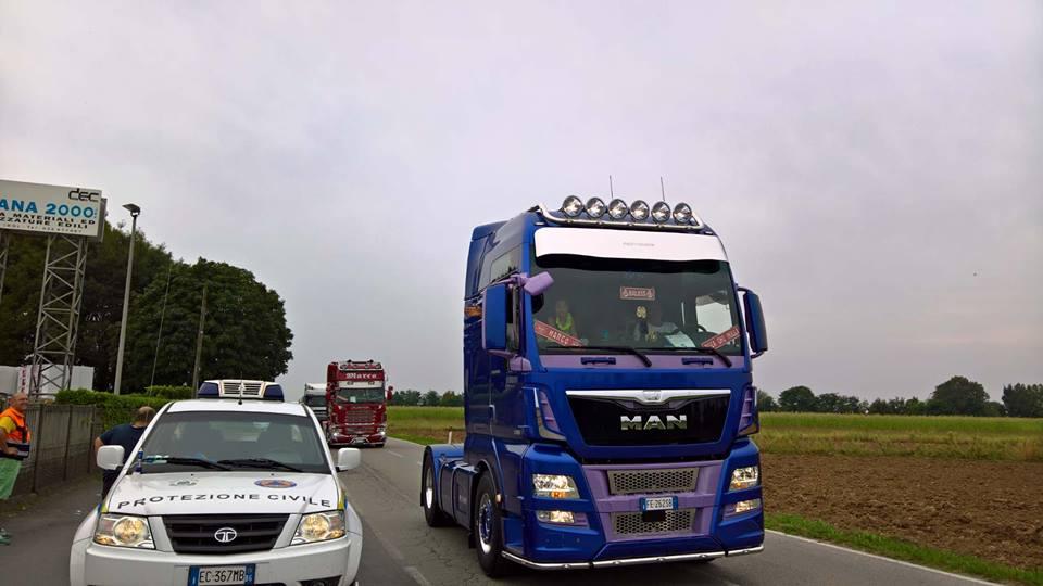 Trucks Raduno al via, nel weekend arrivano i tir a Spirano - Giornale di Treviglio - Giornale di Treviglio