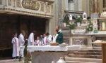 Arrivederci don Alessandro, il saluto di Arcene al suo parroco FOTO