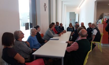 Alzheimer Cafè inaugurato all'oratorio di Cavernago