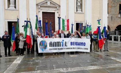 Sicurezza e lavoro: la città di Romano omaggia l'Anmil