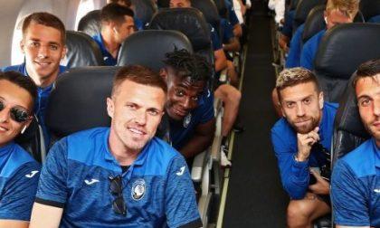 Atalanta in Champions League, Bergamo in subbuglio per il debutto della Dea