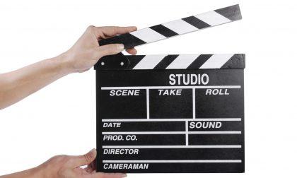 Troupe in azione a Crespi d'Adda, si gira un film sulla storia di Elisa Girotto