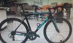 Bici da 5mila euro rubata venduta per 100 euro, denunciati coniugi